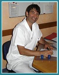 Krankenpfleger Zaers, Anthroposophische Ausbildung, Pentagramm Einreibung